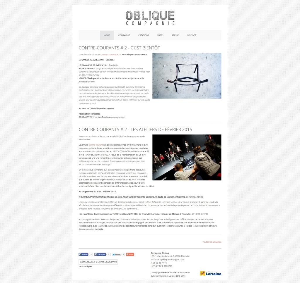 obliquecompagnie_com