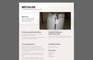acierpropre.fr metalor pme innovante dans la sidérurgie