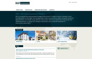 bgp-investment.com real estate investment company