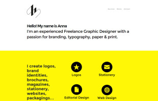 biancodesign.net experienced freelance graphic designer