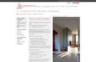 cepheimmo.lu immobilier en Lorraine, au Luxembourg et en Belgique
