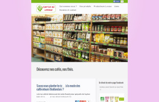 comptoirbiolorraine.com magasin de produits biologiques à Thionville