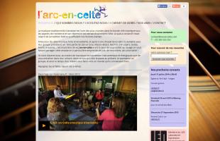 larcencelte.com groupe de musique irlandaise