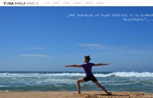 yogashala.ma cours de yoga et pilates au Maroc