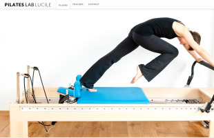 pilateslablucile.com private classes, mat and Pilates apparatus