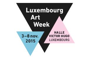Luxembourg Art Week 2015 et 2016semaine consacrée à la création contemporaine